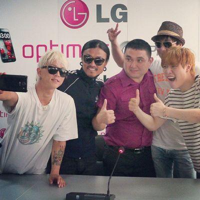 LG  GPro @kadumankz и K_pop исполнители.