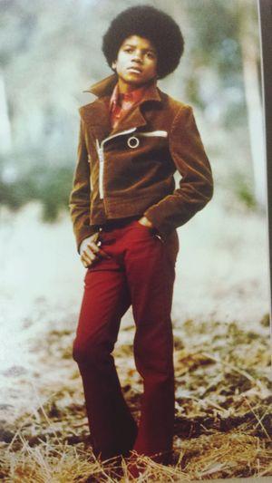 ESTILO ....MICHAEL JACKSON 1971