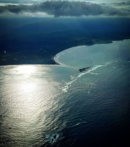 Whales Tail Costa Ballena Costarica Costaricagram Feel The Journey Aerial Shot