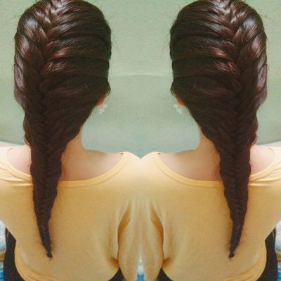 Elsa Madein  Vietnam :3 :3 :3 Cutie Hair Brownviolet
