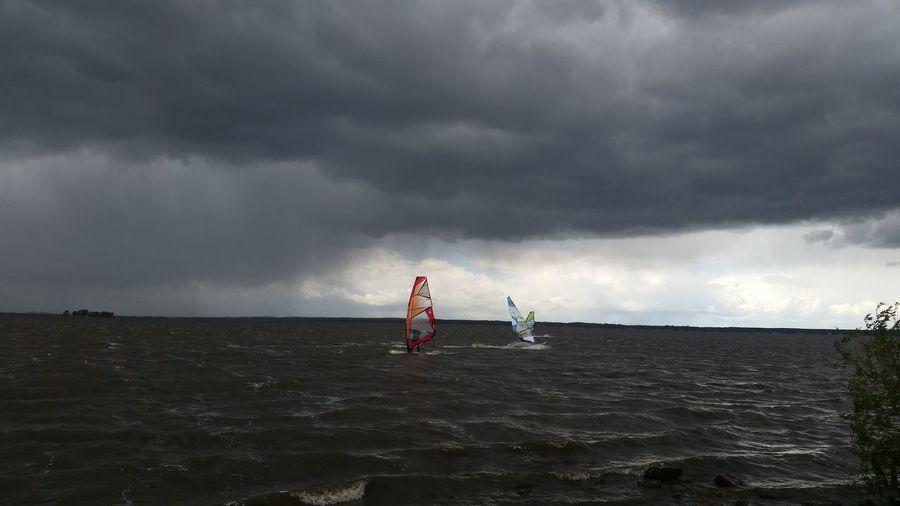 Stürmische Zeiten Sturm Naturliebhaber Draußen Wasser Meer Steinhude-am-meer.de - Dein Meer-Foto Natur Regen Nature Lover Steinhude Steinhuder Meer