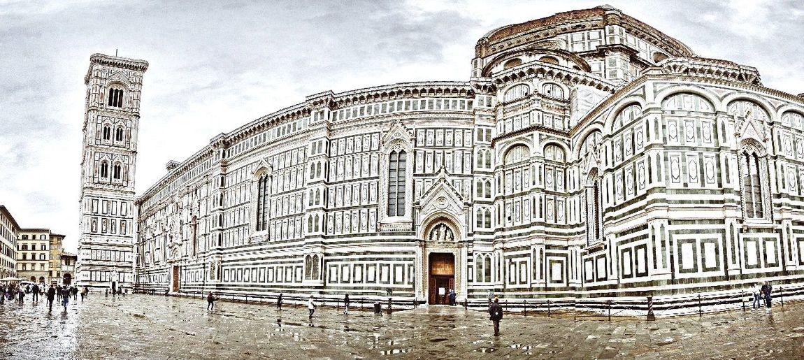 Traveling Travel Italy Italia Firenze Florence DmitryBarykin Europe Panorama Panoramic
