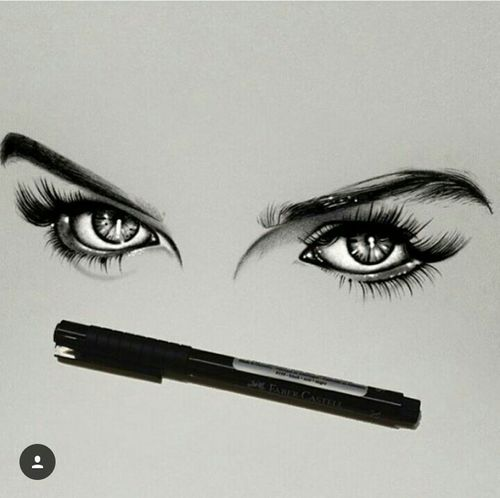 Eyegoals Eyebrows Eyes Browgame Drawing Creativity