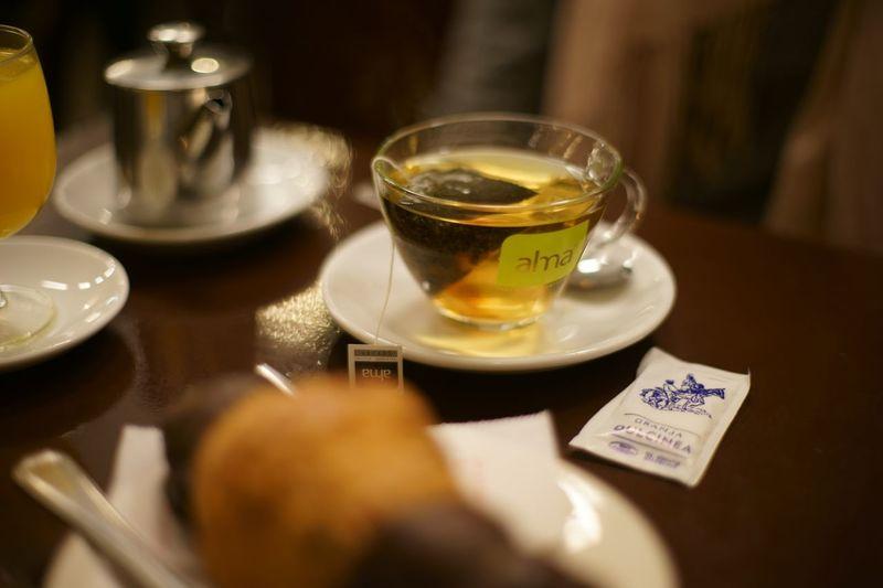 Tea Drink Table
