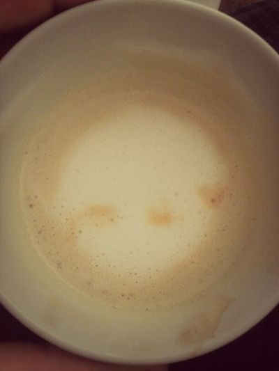 Accidental Sloth In My Coffee