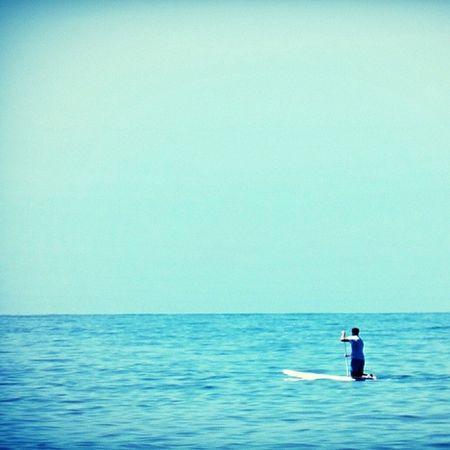 sozinho e receoso alone and afraid Paddle Surf Paddlesurf Sozinho Receio Receoso Alone Afraid Praia Salgados Albufeira Mar Oceano Atlantico Beach Sea Atlantic Ocean