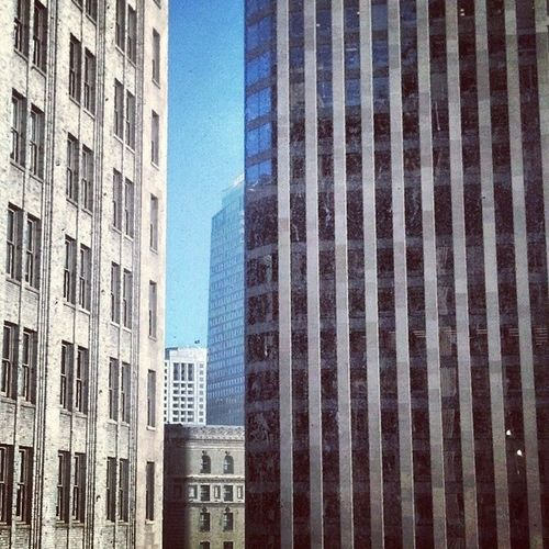 Lines Planes and Perspective SF FiDi