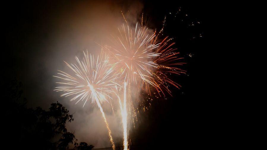 Hpny Fireworks Night Sky Dilinh