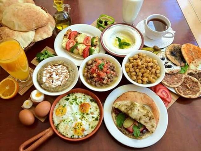 Time For Breakfast  Breakfast Food Morning Latakia  Syria
