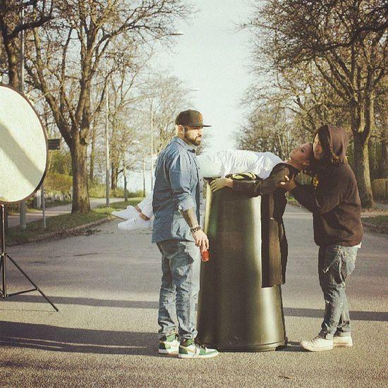 Dbrand Dbrandsport Dbrandmusic Dbrandevent Instaevent Dbrand .se Fashion Instafashion Instalove Sweden Stockholm Knitted  Mode USA NY La Denim Samsung inspelning av dbrand reklamfilm