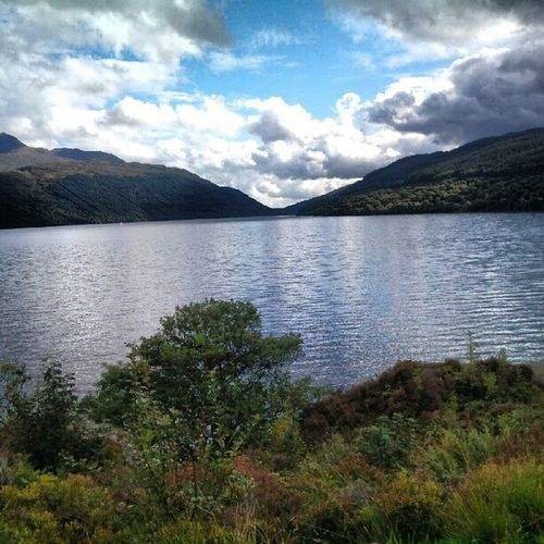 'Loch Lomond' LochLomond Scotland Cloudreality Cloudporn skysnappers skyporn Loch Scenery water Hills Mountains Igers instahub instagrampolis instamob Primeshots