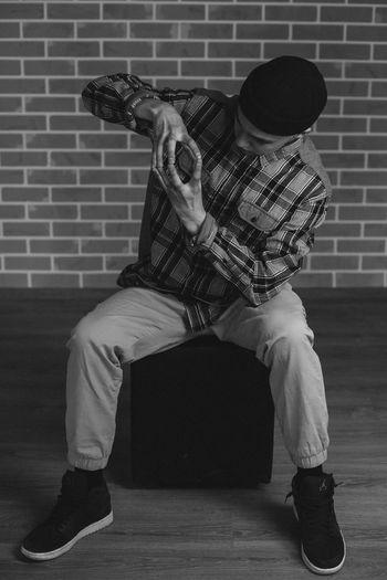 Portrait of young man Fashion Man Natural Natural Beauty Portraits Studio Young Black Blackandwhite Boy Emotion Emotional Fashion Photography Handsome Mammal Men Mensfashion Menswear One Person Portrait Portrait Photography Real People Studio Photography Studio Shot Window Light