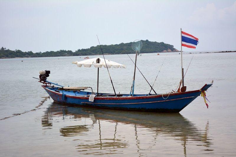 Boat Thailand Phuket Kosamui River