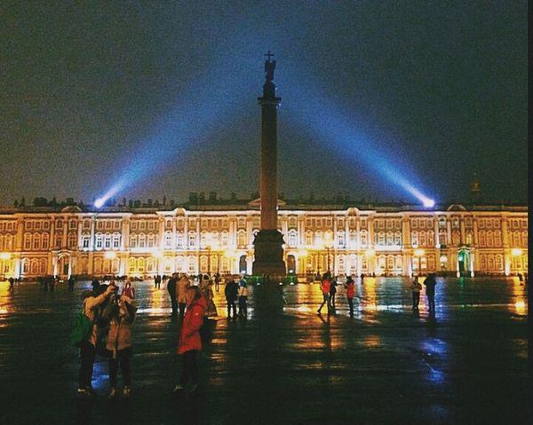 Saint Petersburg Питер В Питер с головой счастьеесть