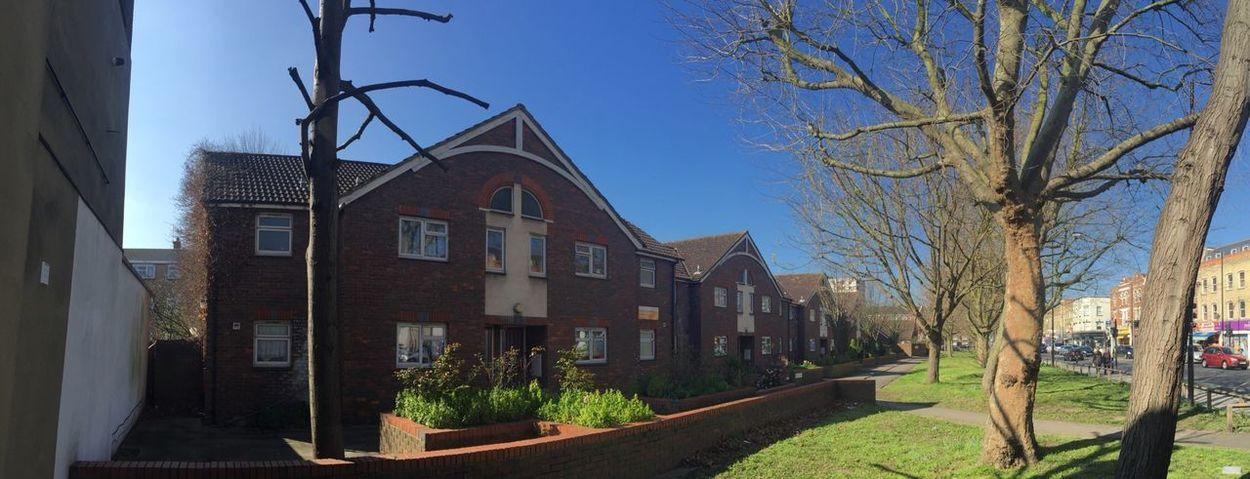 Will Miles Court, Merton High Street Urban Architecture