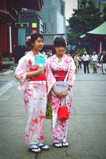 Japan KimonoStyle Tokyo Tokyogirls Sweet♡ Cute♡ Travel