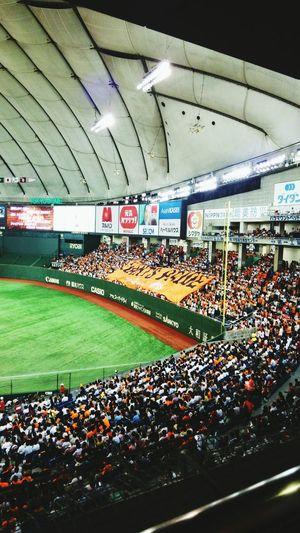 東京ドーム Baseball Premiumseats  巨人 ジャイアンツ