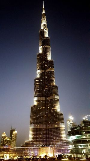 Dubai المزروعي دبي EyeEmNewHere People الامارات تصويري  EyeEm برج_خلیفه Khalifa_tower Khalifa_tower Welcome To Black