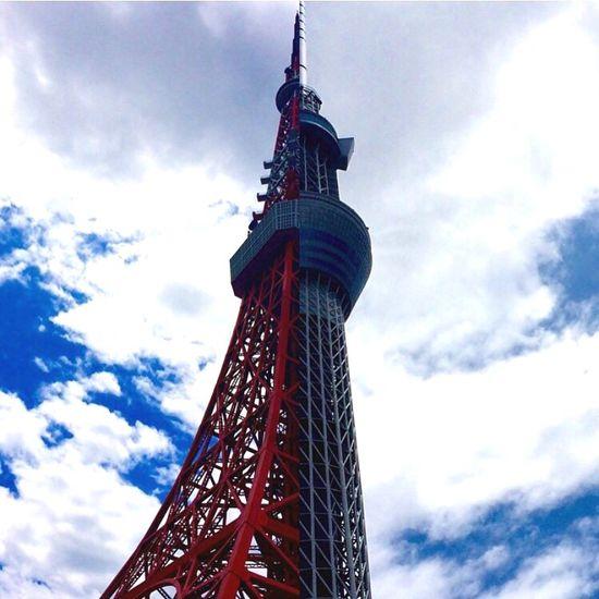 スカイツリー 東京タワー Skytree Tokyo Tower