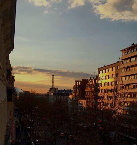 Paris Tour Eiffel Montparnasse 🗼🇫🇷