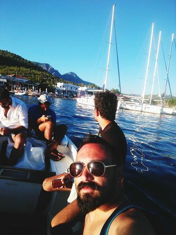 Young boys . Youngboys Bodrum Turkey Sea Sunglasses Only Men One Person Outdoors Portrait