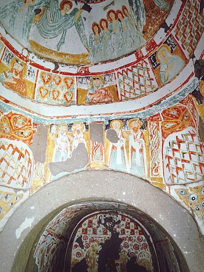 Ihlara Vadisi / Aksaray Church Religious  Historical