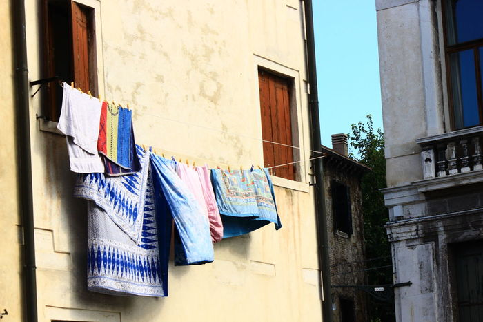 Building Clothes Clothes Rack Drying Clothes Drying Rack Venice Venice, Italy Windows
