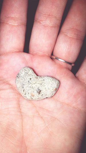 Heart rock First Eyeem Photo