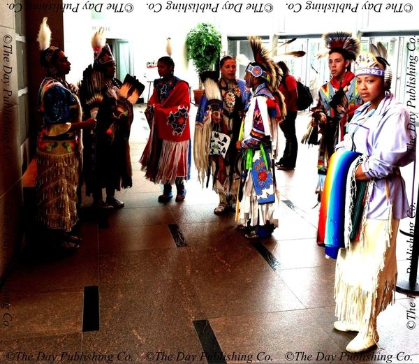 Mashantucket Pequot Educational Powwow