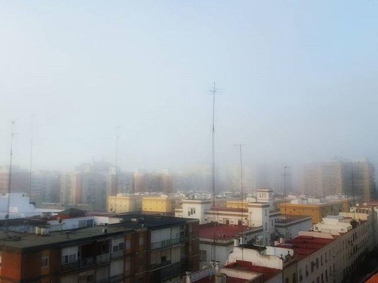 Los Remedios en la niebla Ⅰ.