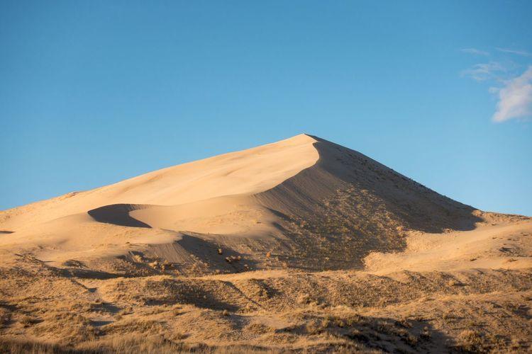 Kelso Sand Dunes, Mojave National Preserve Kelso Dunes Mojave Desert Mojave National Preserve Sand Nature Sand Dune Desert Extreme Terrain Scenics Landscape