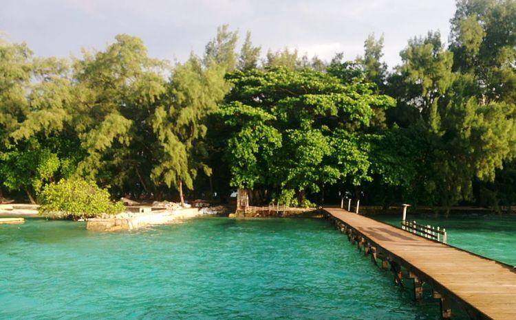 Thousand Island Indonesian INDONESIA ASIA Beach Traveling