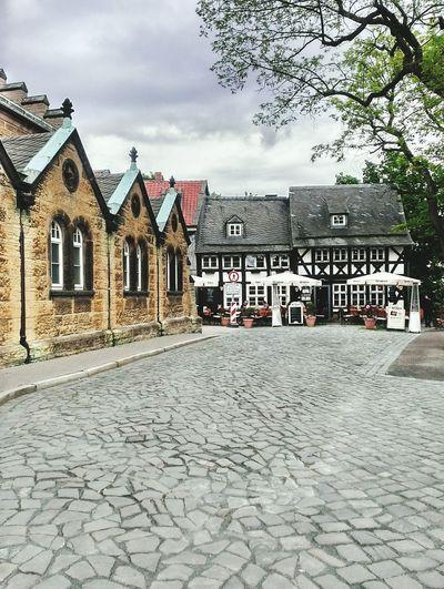 Goslar Traveling Beaitful City Germany