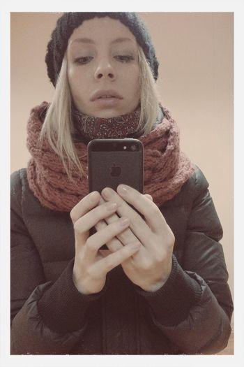 Vscocam Girl Winter Beautiful