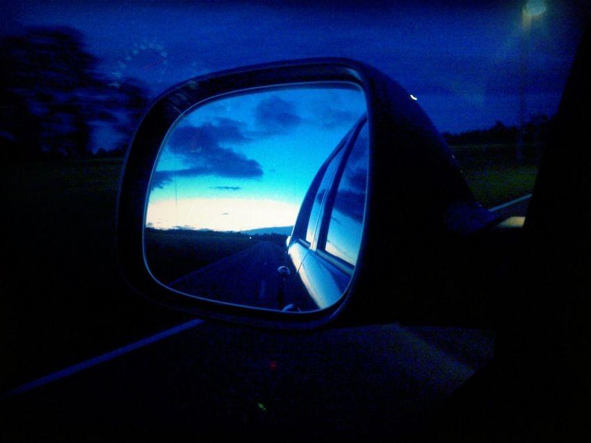Driving :)