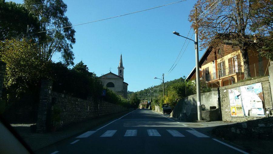 Cameracar Countryside Vallearroscia Liguria - Riviera Di Ponente Getty & Eyeem