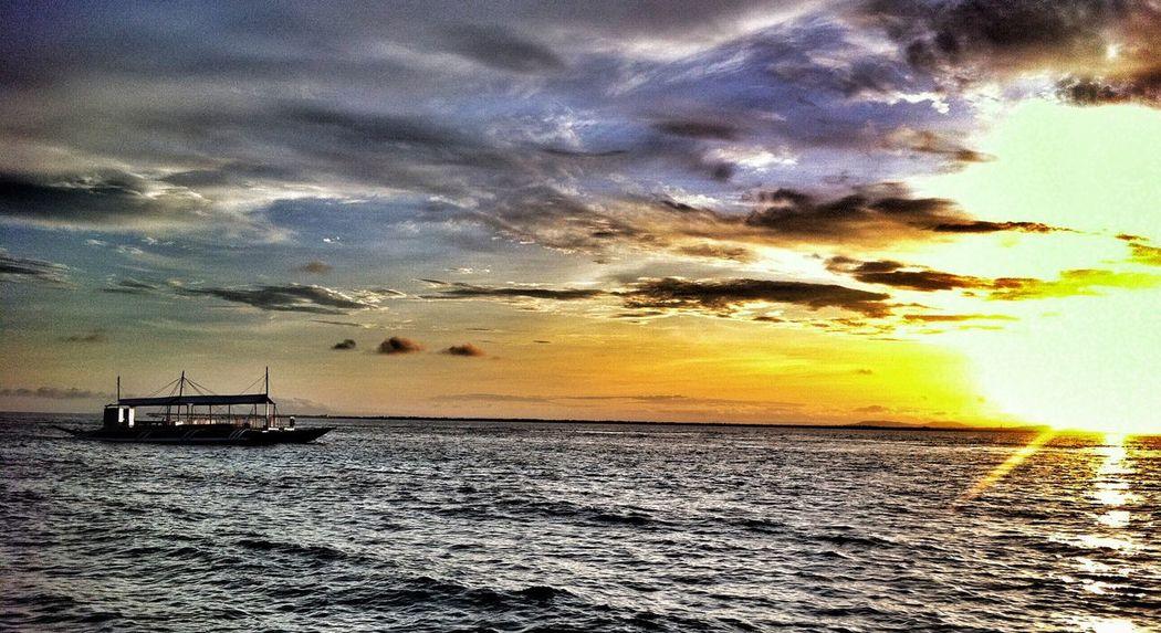 Sunrise at Balicasag, Philippines Philippines Balicasag