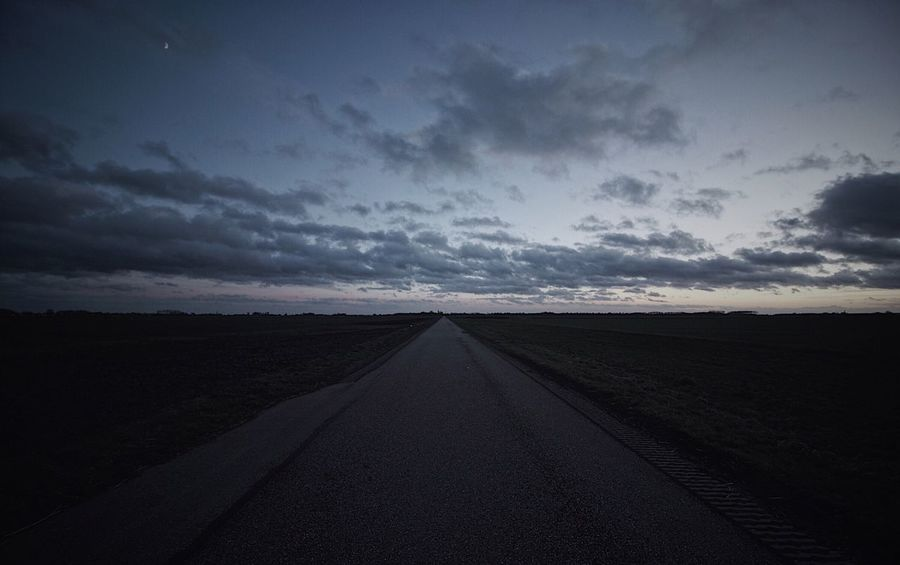 coming home. Wanderlust Travel Destinations Eye4photography  EyeEm Best Shots Landscape The Way Forward Road Nature Sky Scenics Cloud - Sky Outdoors Horizon Over Land