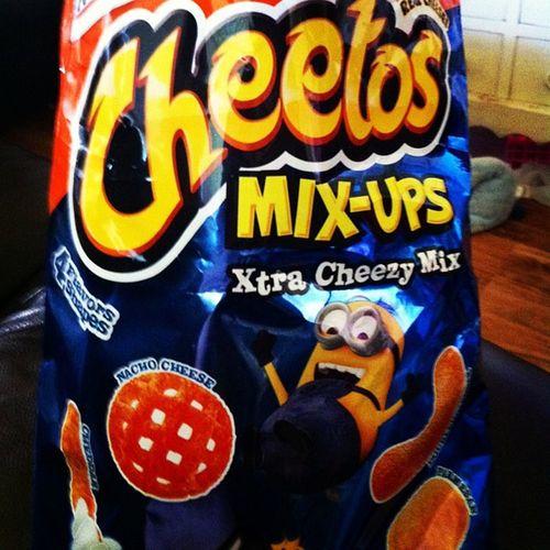 Cheetos Mixups Bomb Yummy love it