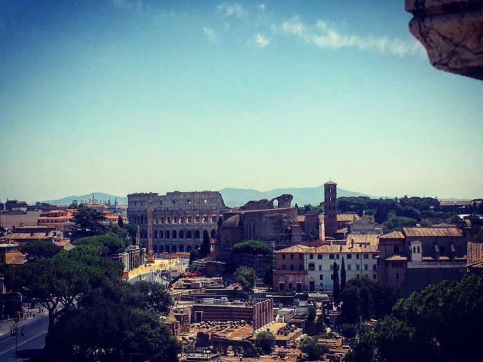 Rome View Rome