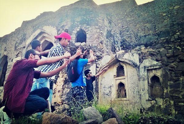 Global EyeEm Adventure - Hyderabad *Golkonda* EyeEm Event Golconda_fort Hyderabad