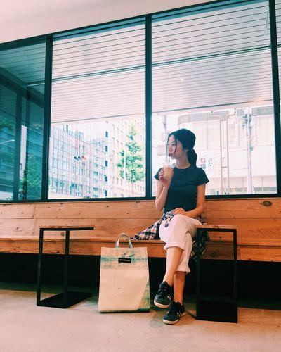 Japan Kobe Fashion Freitag Cafe Time
