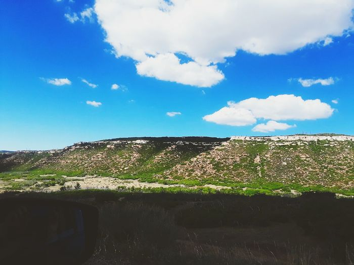 Mesa Verde Ancient Civilization National Landmark National Park Heritage Travel In Time Learning Photography Horizon Over Land Elevation Altitude Archeological Site Nativeamerican  Land Of Many Uses America The Traveler - 2018 EyeEm Awards Water Sky Cloud - Sky Countryside Farmland
