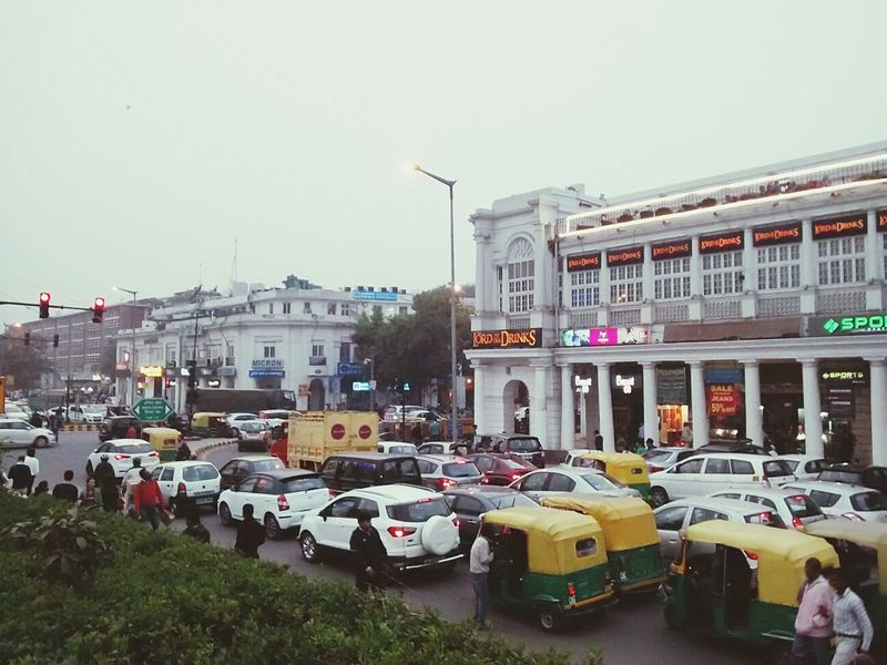 Cityscapes Metro Life Roads Cars Traffic Jam Automobile Cp Meeting Friends