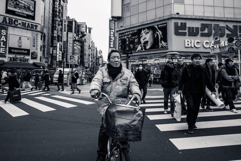 The Street Photographer - 2016 EyeEm Awards Shinjuku, Tokyo Tokyo
