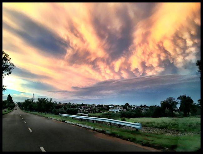 Weather Weatherporn Twilight Sky