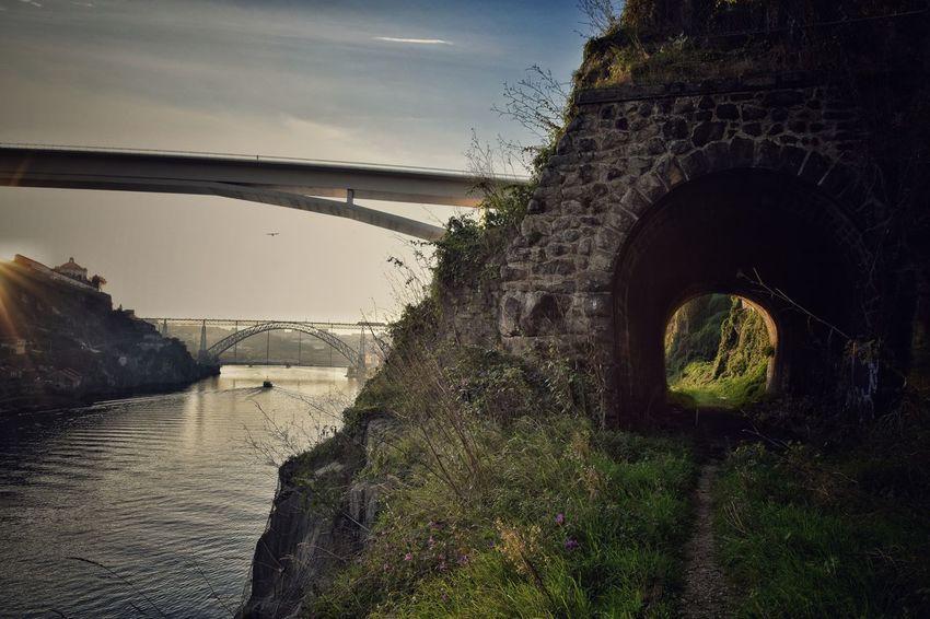 Nature Portugal Showcase: December Tunel Gallery Abandoned Porto