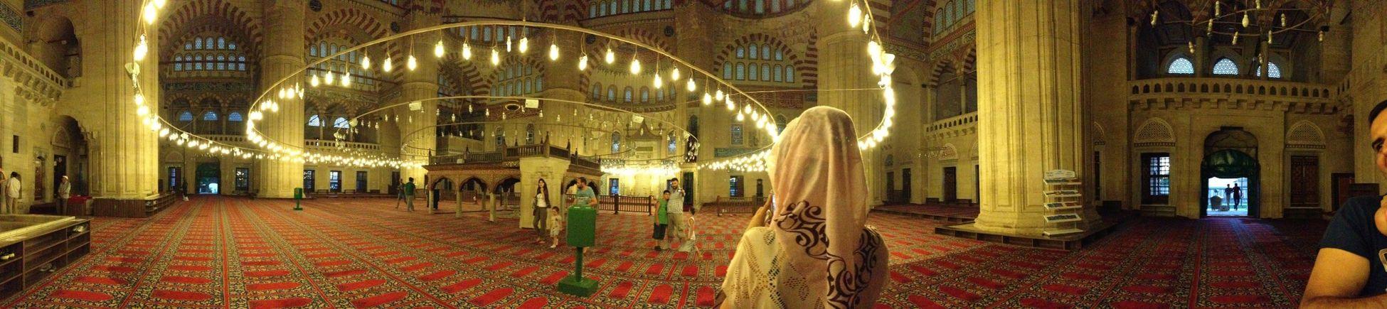 Mosque Panorama