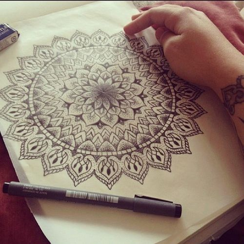 ? Beautiful Drawing UaU Talented hue hehe