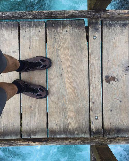Bridge Feet Hiking Boots